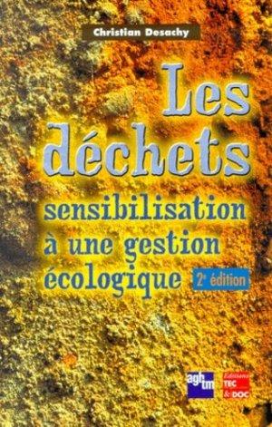Les déchets - lavoisier / tec et doc - 9782743004569 -