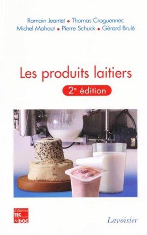 Les produits laitiers - lavoisier / tec et doc - 9782743010324 -