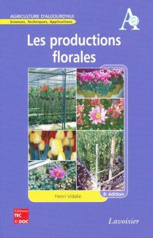 Les productions florales - lavoisier / tec et doc - 9782743011895 -