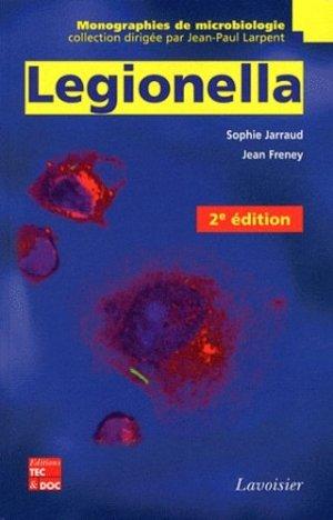 Legionella - lavoisier / tec et doc - 9782743014087 -