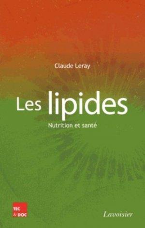 Les lipides - lavoisier / tec et doc - 9782743014919 -