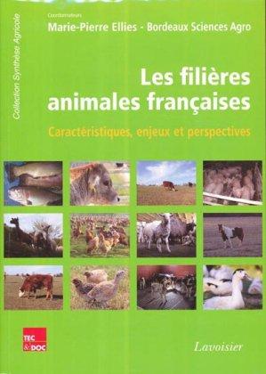 Les filières animales françaises - lavoisier / tec et doc - 9782743015091