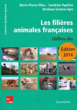 Les filières animales françaises - lavoisier / tec et doc - 9782743015640 -