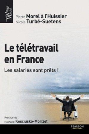 Le télétravail en France - Pearson - 9782744064227 -