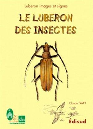 Le Luberon des insectes - edisud - 9782744900587 -