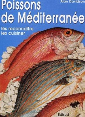 Les poissons de la Méditerranée - Edisud - 9782744903236 -