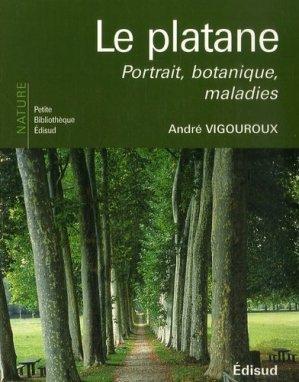 Le platane - edisud - 9782744907043