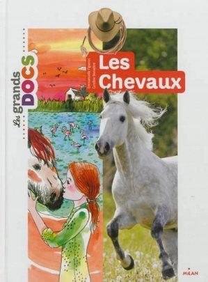 Les chevaux - milan - 9782745962454 -