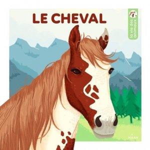 Le cheval - milan - 9782745995216 -