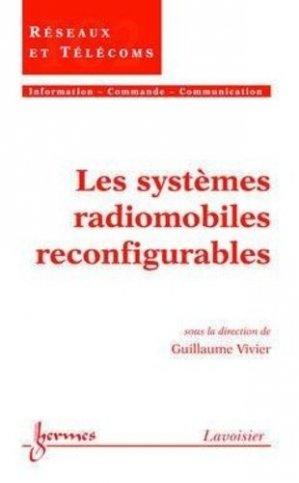 Les systèmes radiomobiles reconfigurables - hermès / lavoisier - 9782746211278 -