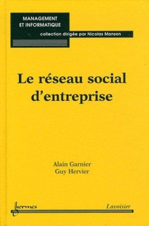 Le réseau social d'entreprise - Hermes Science Publications - 9782746229846 -