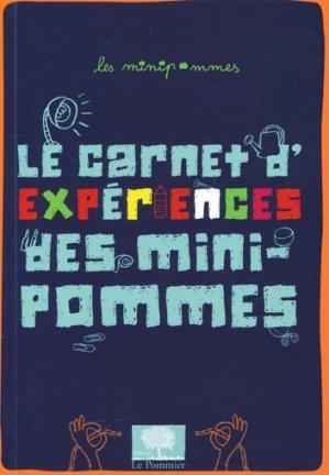 Le carnet d'expérience des mini-pommes - le pommier - 9782746505070 -