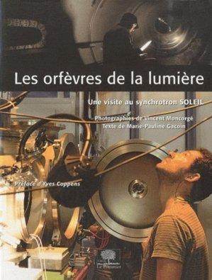 Les orfèvres de la lumière - le pommier - 9782746505155 -