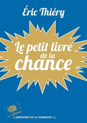 Le petit livre de la chance - le pommier - 9782746511040 -