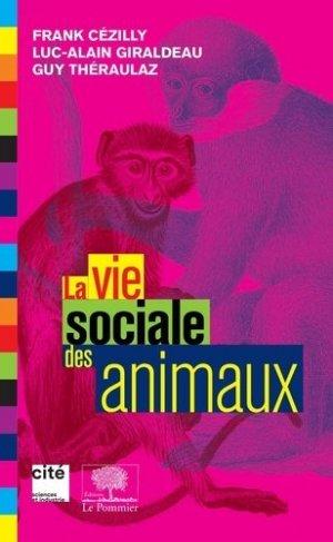 les societes animales - le pommier - 9782746516878