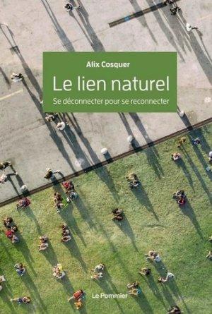 Le Lien naturel - le pommier - 9782746522831 -