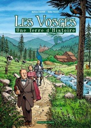 Les Vosges - du signe - 9782746837805 -