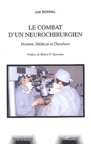 Le combat d'un neurochirurgien - l'harmattan - 9782747543521 -