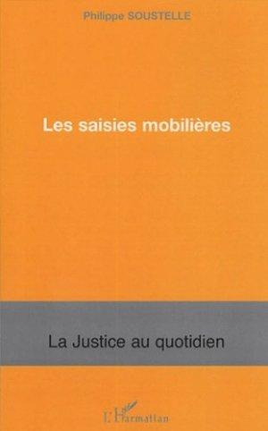 Les saisies mobilières - l'harmattan - 9782747575911 -