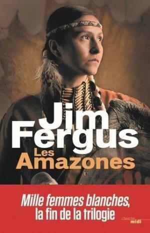 Les Amazones - le cherche midi - 9782749155586 -