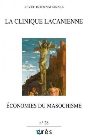 Le masochisme aujourd'hui - eres - 9782749252339 -