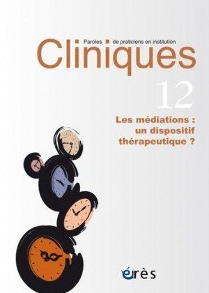 Les médiations : un dispositif thérapeutique ? - eres - 9782749253459 - majbook ème édition, majbook 1ère édition, livre ecn major, livre ecn, fiche ecn