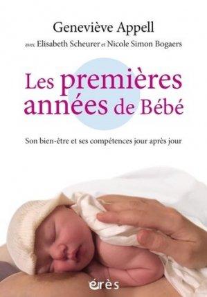 Les premières années de bébé - Erès - 9782749264561