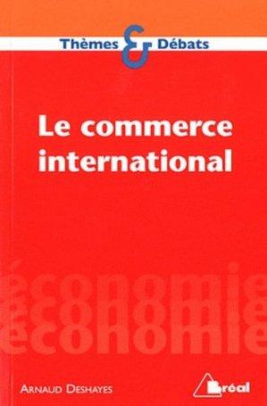 Le commerce international - Bréal - 9782749530093 -