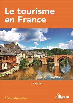 Le tourisme en France - breal - 9782749534497