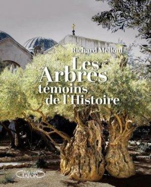Les arbres, témoins de l'histoire - Michel Lafon - 9782749939582 -
