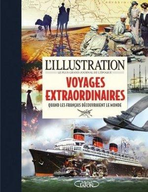Les voyages extraordinaires - Michel Lafon - 9782749944074 -