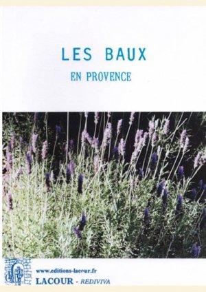 Les Baux en Provence - lacour - 9782750429966 -