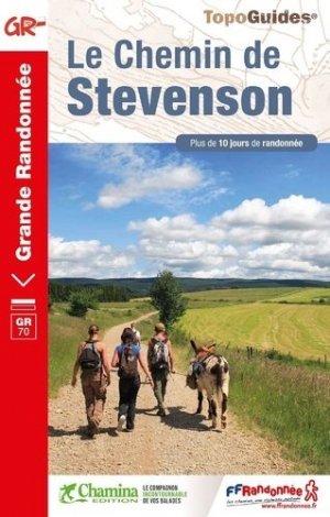 Le Chemin de Stevenson - FFRandonnée - 9782751410499 -