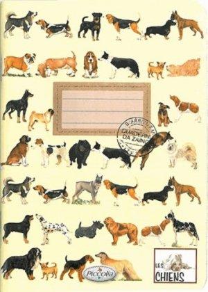 Les chiens - Piccolia - 9782753029668 -