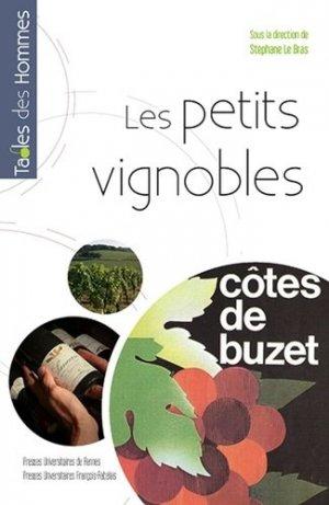 Les petits vignobles en france-presses universitaires de rennes-9782753553507