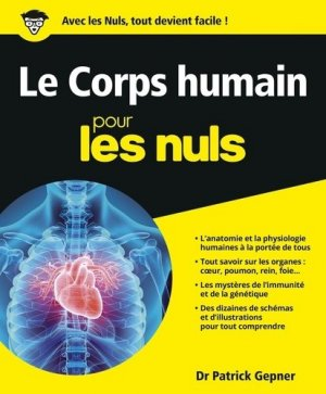 Le corps humain - first - 9782754011211 -