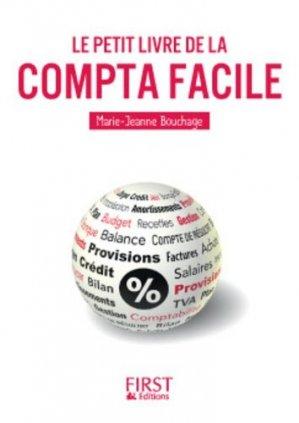 Le petit livre de la compta facile - first editions - 9782754064149 -