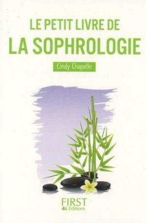 Le Petit Livre de la Sophrologie - first editions - 9782754086974 -