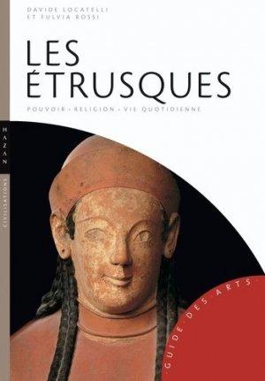 Les Etrusques - Hazan - 9782754104326 -