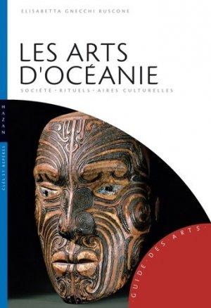 Les arts d'Océanie. Australie, Mélanésie, Micronésie, Polynésie - Hazan - 9782754105255 -