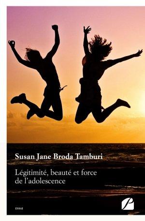 Légitimité, beauté et force de l'adolescence - du pantheon - 9782754743006