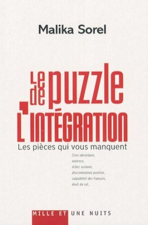 Le puzzle de l'intégration - Mille et une Nuits - 9782755500295 -