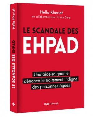 Le scandale des EHPAD - hugo - 9782755641783 -