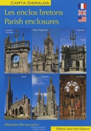 Les enclos bretons. Edition bilingue français-anglais - gisserot - 9782755800142 -