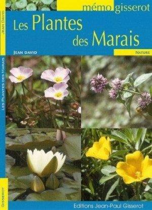 Les plantes des marais - gisserot - 9782755801477 -