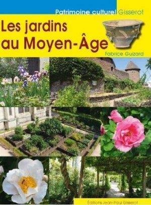 Les jardins au Moyen-Age - gisserot - 9782755803150 -