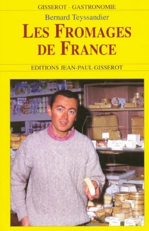 Les fromages de France - jean-paul gisserot - 9782755804928 -