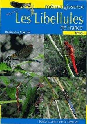 Les libellules de France - gisserot - 9782755805314 -