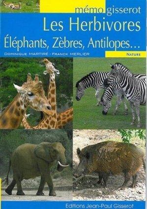 Les herbivores - gisserot - 9782755805468 -
