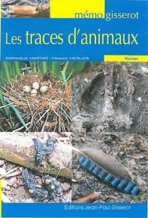 Les traces d'animaux - gisserot - 9782755805673 -